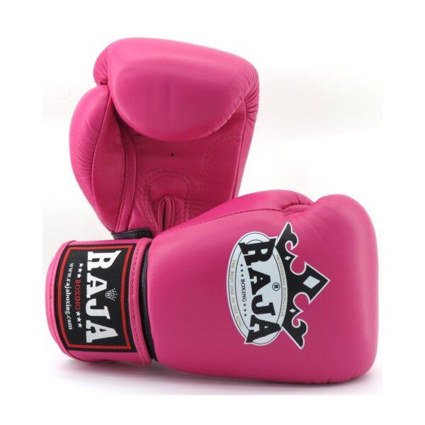 Guantes Raja Boxing colors Piel Rosa