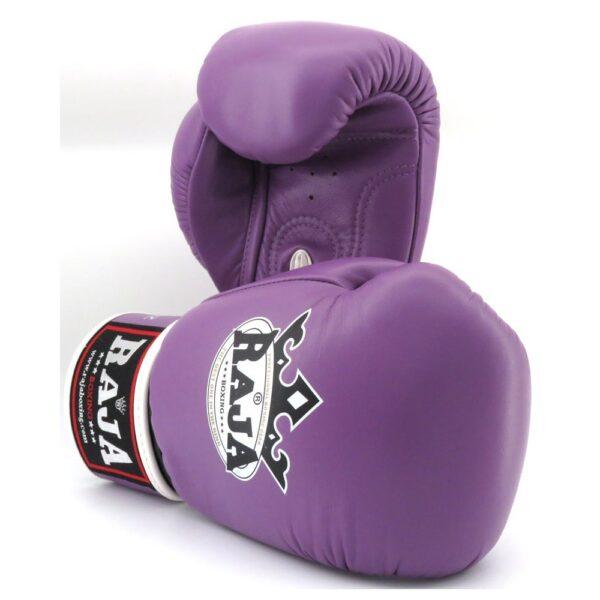 Guantes Raja Boxing colors Piel Morado