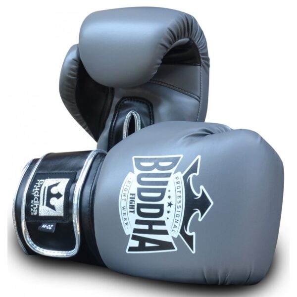 Guantes Buddha Top Fight Gris