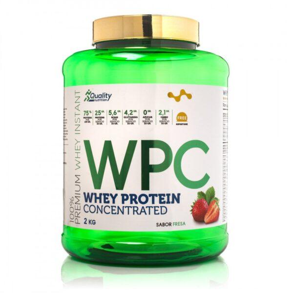 Whey 2 kg de Quality Nutrition