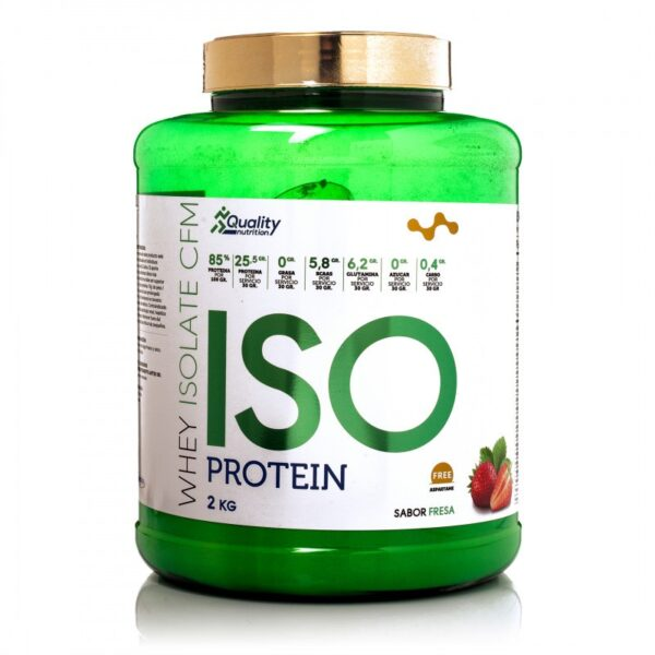 Iso-Protein 2 kg de Quality Nutrition