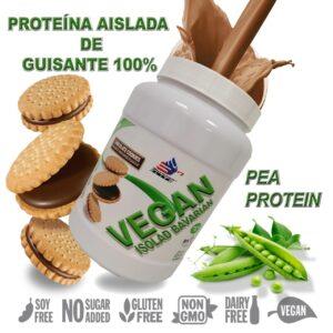Vegan Isolad 1 kg de Bavarian Élite