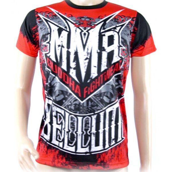 Camiseta Buddha MMA Resurrection