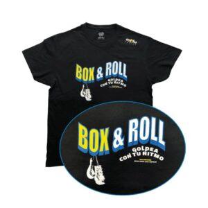 Camiseta BOX & ROLL de Molu Boxing