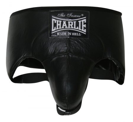 Coquilla PROFESIONAL negra de Charlie