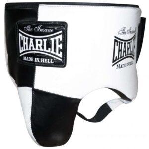 Coquilla PROFESIONAL Blanca/Negra de Charlie