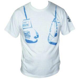 Camiseta GUANTES COLGADOS Blanco de Charlie