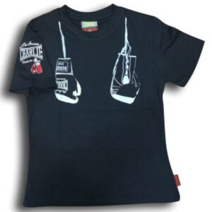 Camiseta GUANTES COLGADOS MUJER de Charlie