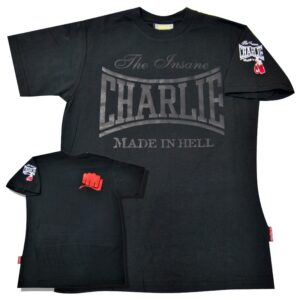 Camiseta BLACK de Charlie