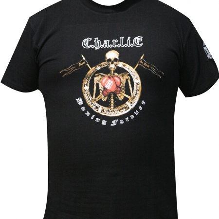 Camiseta ESKELETO de Charlie