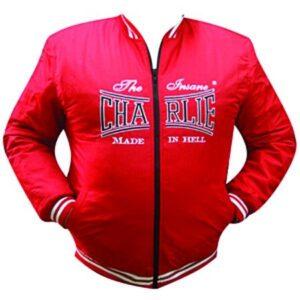 CAZADORA Roja de Charlie