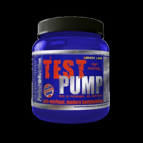 Test Pump 500 gr de Perfect Nutrition