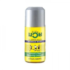 Linimento Tailandés NAMMAN MUAY 120 ml