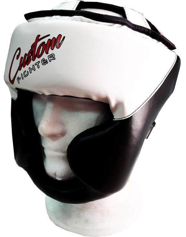 Casco Polipiel 2.0 de custom Fighter