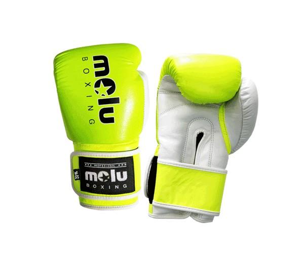 Guantes Piel LEMONHEADS de Molu Boxing