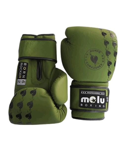 Guantes Piel ROCKER 62 de Molu Boxing
