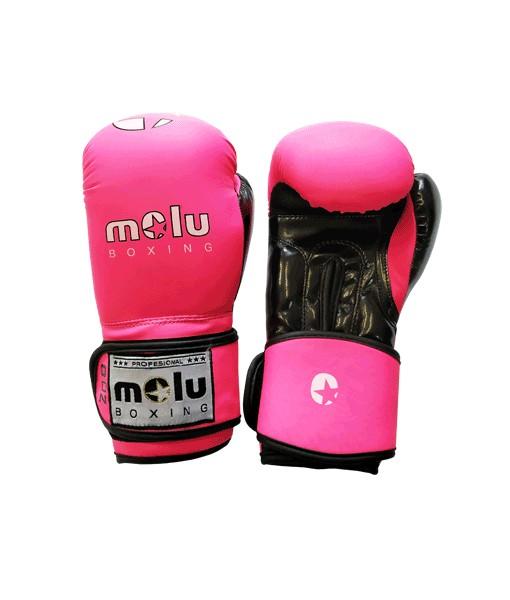 Guantes SMALL FACES Rosa de Molu Boxing