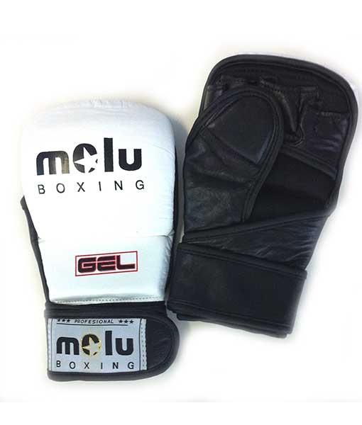 Guantilla MMA GEL AC/DC Blanco Molu Boxing