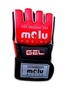 Guantilla MMA GEL Rojo Molu Boxing