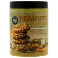 PEANUTS CRUNCHY CREAM 900 Gr de Mtx Nutrition