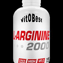L-ARGININE 2000 180 cp de VitoBest