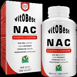 NAC 100 cp de VitoBest