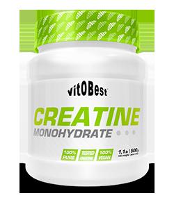 CREATINE MONOHIDRATE CREAPURE 500 Gr de VitoBest