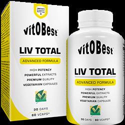 LIV TOTAL 60 cp de VitoBest