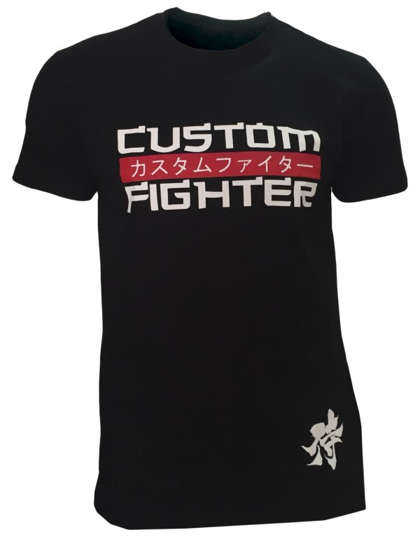 Camiseta WARRIOR de Custom Fighter